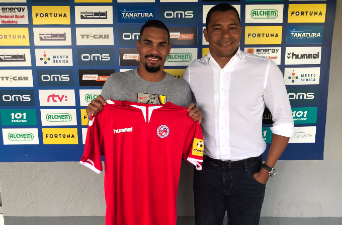 Gilberto Silva: The people working at FK Senica are great, Madison is in the right hands