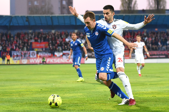 Jakub Krč: Give maximum on the pitch and helped the team to save the league