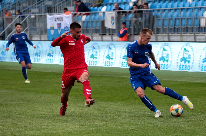 Three points from Nitra secured our participation in Fortuna league for next season