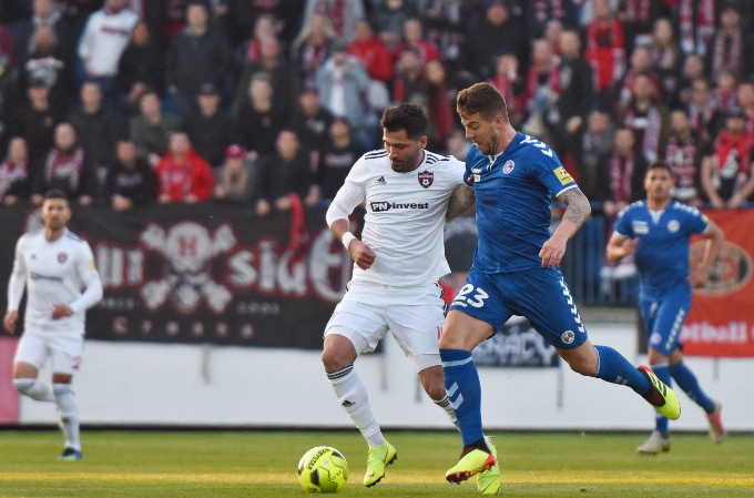 On Saturday to Trnava in order to take some points