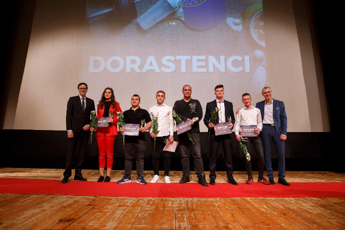Lukáš Kučera among the award-winning athletes of Senica