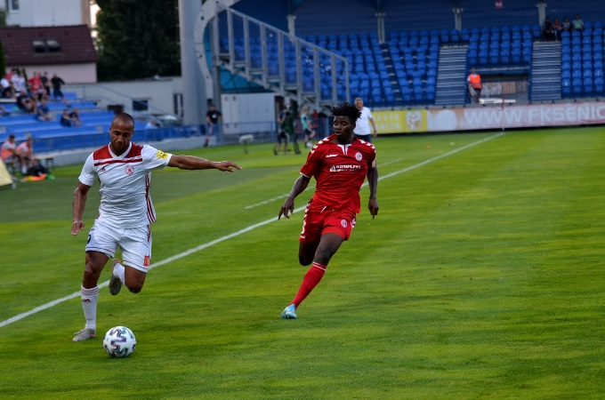 Against Trenčín without points